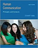 img - for Human Communication: Principles and Contexts 12th (twelve) edition Text Only book / textbook / text book