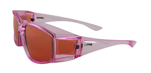 Maxx OTG Pink Sunglasses with FREE Microfiber Bag