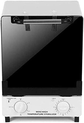 BBOOXX 10L Alta Temperatura Caja de desinfección Manicura Salón Portátil Desinfección Manicura Herramienta Calor seco Esterilizador 220V-900W-800W: Amazon.es: Hogar