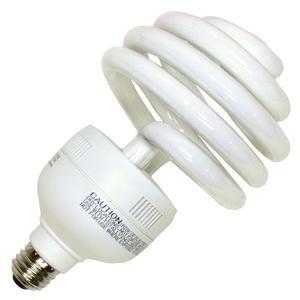LongStar 00453 - FE-US-55W/27K Twist Medium Screw Base Compact Fluorescent Light Bulb