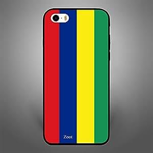 iPhone 5 Mauritius Flag