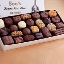 Amazon.com : See's Candies 1 lb. Chocolate & Variety : Chocolate ...