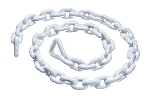 - Seachoice 44421 PVC Coated Anchor Lead Chain 1/4-Inch x 4-Foot