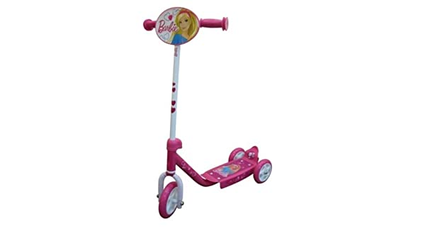 Barbie Disney J100047 - Patinete de 3 Ruedas, Color Cosa ...