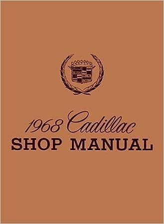 1968 cadillac factory repair shop service manual includs calais 1968 cadillac factory repair shop service manual includs calais sedan de ville coupe de ville de ville convertible fleetwood sixty special sedan fandeluxe Gallery