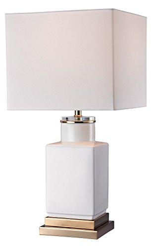 Small White Cube Led Lamp