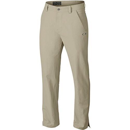 Oakley Mens Take Golf 2.5 Pants, Wood Gray, Size (Golf Two Wood)