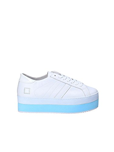 LE D T WH Bianco W281 Donna Sneakers MO A E qXq1aS