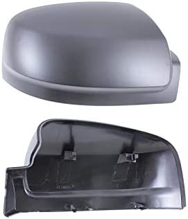 Aftermarket 388-BZC131-5014 Black Right Driver Side Wing Mirror Cover