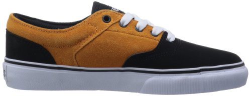 Etnies Heren Fairfax Sneaker Zwart / Oranje