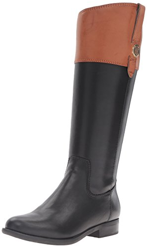 Brown Tommy Hilfiger Shano Women's Boot Riding xpx0XzqfwC