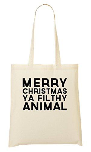 Animals Filthy Merry Handbag Christmas And Bag Shopping tExwzqRv