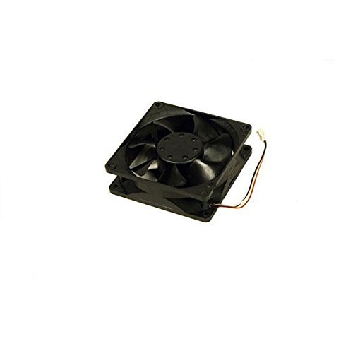 Compatible Left Side Cooling Fan (Part Number: Rh7-1573 Rk2-0278) for Hp Laserjet 4250n, Hp Laserjet 4250dtnsl, Hp Laserjet 4300, Hp Laserjet 4300n, Hp Laserjet 4300tn, Hp Laserjet 4300dtns by DEPOT INTERNATIONAL