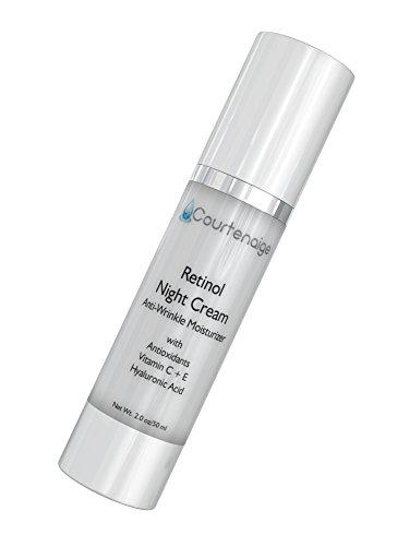 Retinol Night Cream Wrinkles Minimize