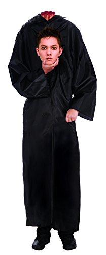 Forum Novelties Men's Teenz Headless Man Costume, Black, Small