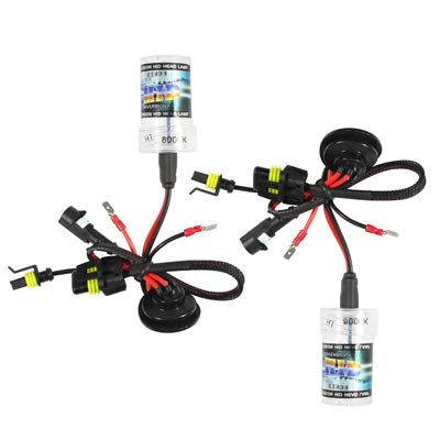 Car Bulbs 55W H8 HID Xenon Light, High Intensity Discharge Lamp, Color Temperature: 8000K (SKU : S-cms-1311a) by Car Bulbs (Image #2)