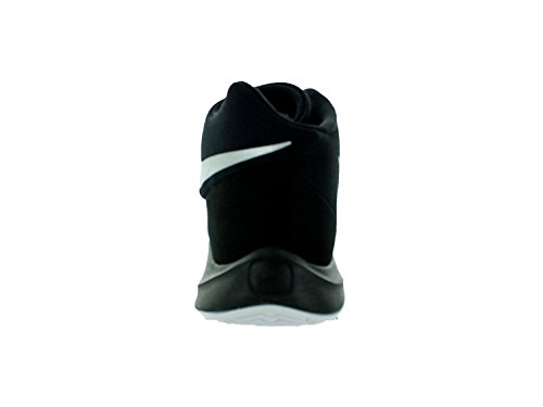 Nike Zoom Hyper Quickness 2015 749883 001 (Negro / Plata Met¨¢lico / Blanco, 5 M US)