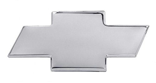 Bow Polished Emblem Tie - AMI - 96095P - All Sales Chevy Bowtie Tailgate Emblem W/O Border- Polished