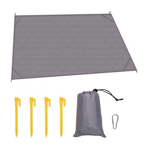 Compact Beach Blanket Waterproof Picnic Mat Extra Large(79