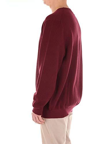 Uomo Mclassics Wine Lauren Red Polo Ralph Fw18 Pullover qxCWtz7t