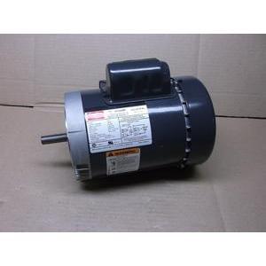 DAYTON 6K436BF/C63JBY-1202 3/4HP INDUSTRIAL/GENERAL PURPOSE MOTOR,CAPACITOR START, 115-208-230/60/1, RPM:1725/1-SPEED
