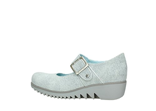 Wolky Mary Offwhite Janes Comfort 49122 grey Silky rrWgp6qwH