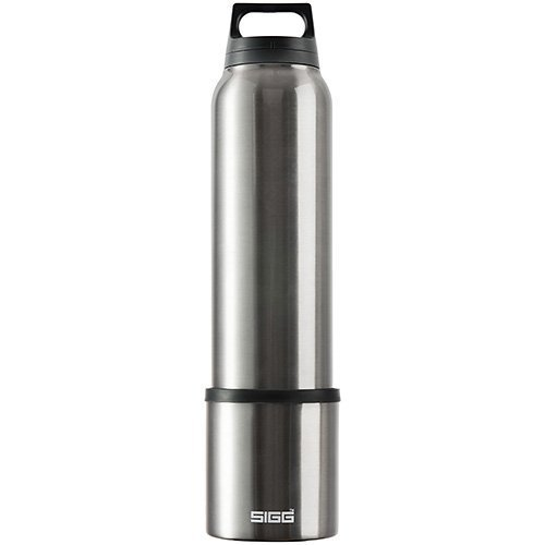 Sigg Classic Thermo Water Bottle, Smoked (Sigg Stainless Steel)