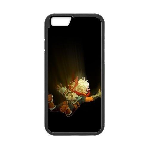 Bastion 12 coque iPhone 6 4.7 Inch cellulaire cas coque de téléphone cas téléphone cellulaire noir couvercle EOKXLLNCD26910