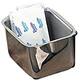 Tablecraft (58MF) Stainless Steel Packet Holder [Set of 12]