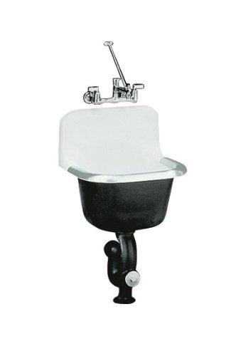 Kohler K67180 Bannon Service Sink White