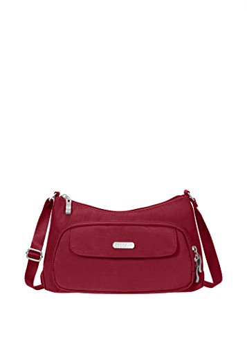 Baggallini Everyday Crossbody Travel Bag, Apple
