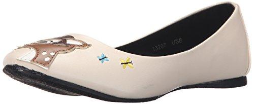 Doe Flats Women's a Ballet Beige T k u deer Shoes xFqxgPwU