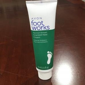 Foot Works Healthy Intensive Callus Cream lot 3 pcs.