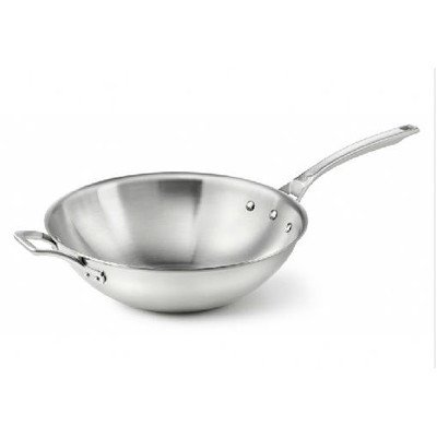 Calphalon Flat Bottom Wok (Calphalon AcCuCore 12-in. Flat Bottom Wok)