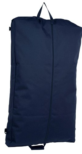 Navy Blue Military Garment Cover