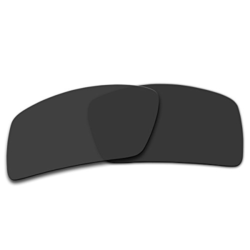Replacement Black Polarized Lenses for Oakley Eyepatch 2 - Lenses 2 Eyepatch Polarized