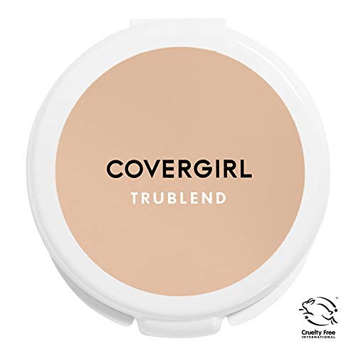 (CoverGirl TruBlend Mineral Pressed Powder, Translucent Honey 0.39)