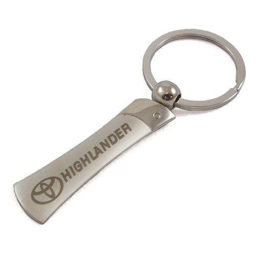 Toyota Highlander Blade Style Key Chain (Blade Style Keychain)