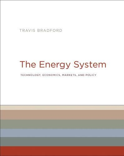Company Stock Electric (The Energy System: Technology, Economics, Markets, and Policy (The MIT Press))