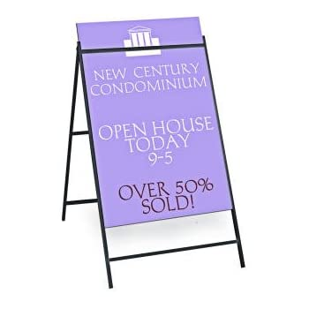 Amazon Com Collapsible Aluminum Indoor Outdoor A Frame