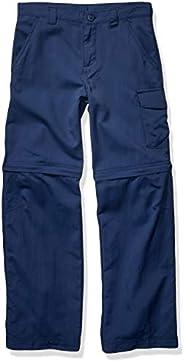Columbia Sportswear Boys' Silver Ridge II Convertible Pant (Little Big K