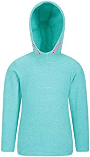 Mountain Warehouse Hebridean Cowl Neck Kids Hoody - Winter Pullover