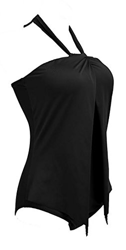 erdbeerloft - Traje de una pieza - Opaco - para mujer negro X-Large