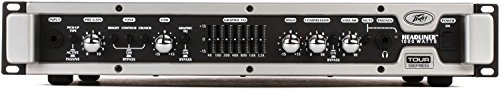 Peavey HEADLINER1000HEA Headliner 1000 Bass Amplifier Head by Peavey
