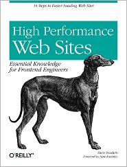 High Performance Web Sites 1st (first) edition Text Only ebook