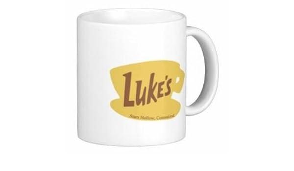 Lukes Diner Gilmore - Taza de café para niñas, 325 ml, apta para ...