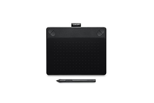 Wacom Intuos Comic Pen Tablet in Black (Size: S) - Small Graphic