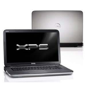Dell Studio XPS 15 Laptop, Intel i5-2410M 2.30GHz, 4GB Memory, 15.6in HD Screen, NVIDIA GT525M 1GB, 750GB HD, CD/DVD Burner, Windows 7 Home Premium