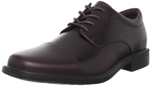 Rockport Men's Ellingwood Oxford-Oxblood-11  N