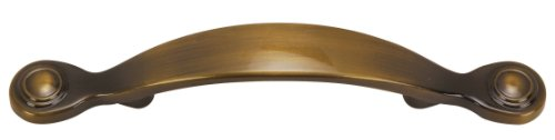 Hardware House 48-8627 Old World Cabinet Pull, Antique ()